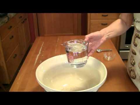 Preparing Dry Yeast