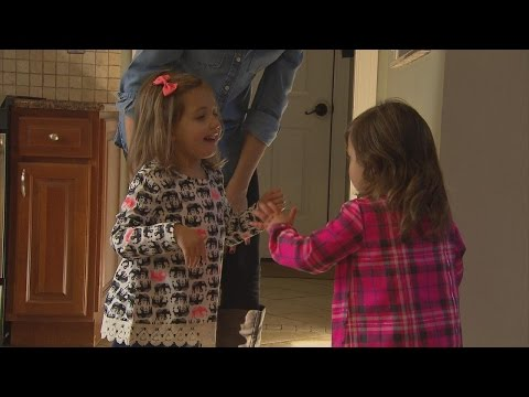 Meet These 3-Year-Olds With Genetic Disease Who Are Now Best Friends