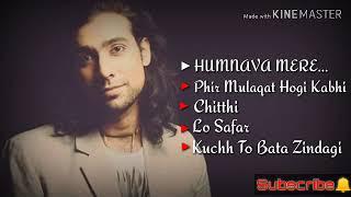 #jubinNautiyal Top 5 Best of  jubin Nautiyal || Humnava Mere || Phir Mulaqat Hogi kabhi