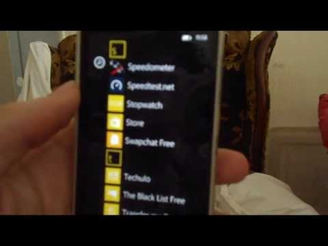 How to get snapchat (alternative) on Windows Phone 8