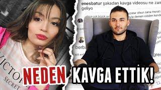 SAHTE DRAMA İLE TAKİPÇİ KAZANMAK!!! (MuratAbiGF ile Kavga)