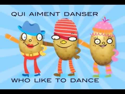 Jingle Bilingual Une Patate - French