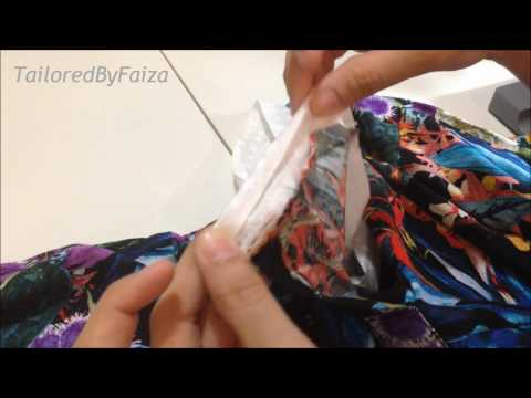 Alteration: How To Remove Any Collar Part 2