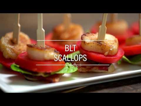 BLT Scallops