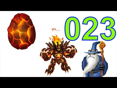 Monster Legends Breeding Tutorial Part 23 | Got Legendary VADAMAGMA Monster from Breeding