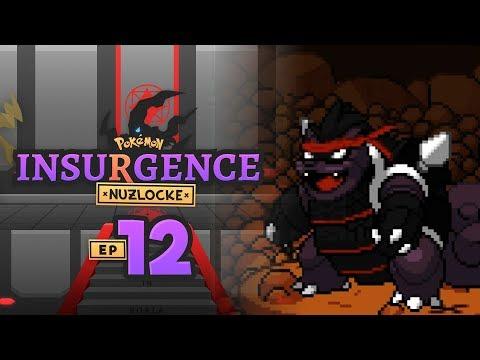INSANE RIVAL BATTLE!! | Pokemon Insurgence Nuzlocke Part 12