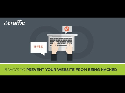 8 Ways to Prevent Your Website from Being Hacked [Website Security]