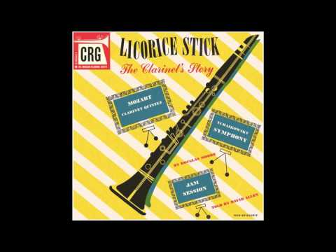 Licorice Stick - The Clarinet's Story (Children's Record Guild)