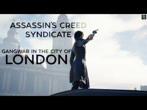 Assassin's Creed Syndicate (PS4) - Gang War Gameplay
