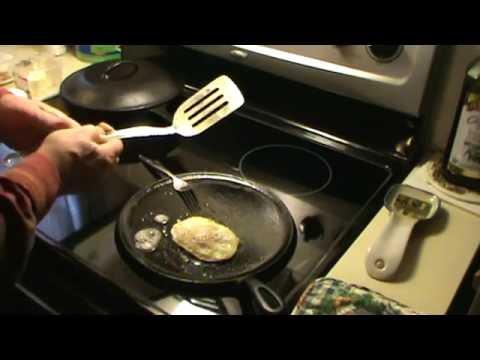 #castiron cooking on ceramic stove top