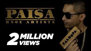 Knox Artiste - Paisa (Official Video) | #Faloopa