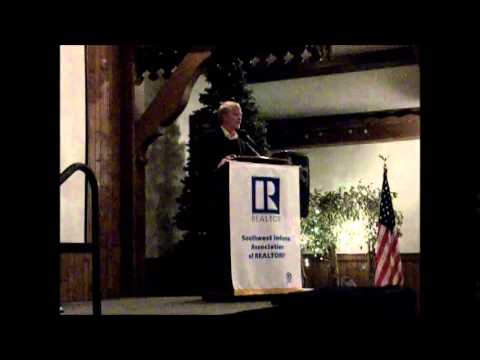 Southwest Indiana Association of REALTORS 2015 Realtor of the Year Banquet Toast by Rick Mileham