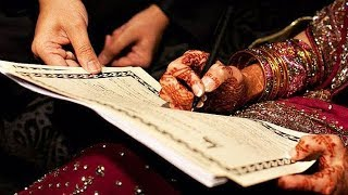 10 Things You Should Know About Nikah Islamic Marriage Contract || Amazing Video