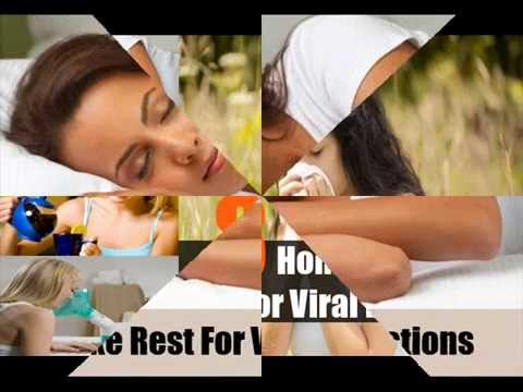 Eight Home Remedies For Viral Infections