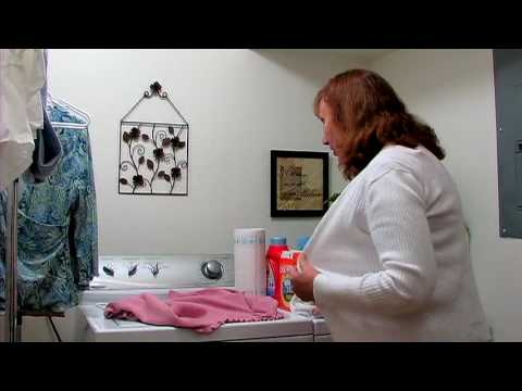 Clothing & Fabric Stain Removal : How to Remove Lipstick Stains From Fabric