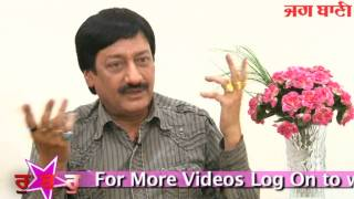 Ghulle Shah exclusive interview on jagbani-part 2