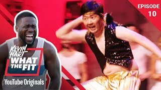 Download Ballet with Ken Jeong | Kevin Hart: What The Fit Episode 10 | Laugh Out Loud Network Video