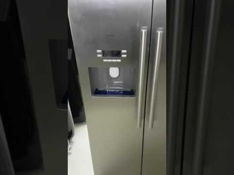 NEFF Series 5 K3990X7GB American-Style Fridge Freezer Stainless Steel RRP £2030