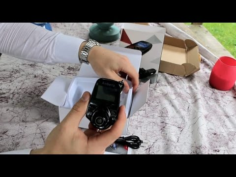 UNBOXING - Anbero T10 Car wireless mp3 transmitter