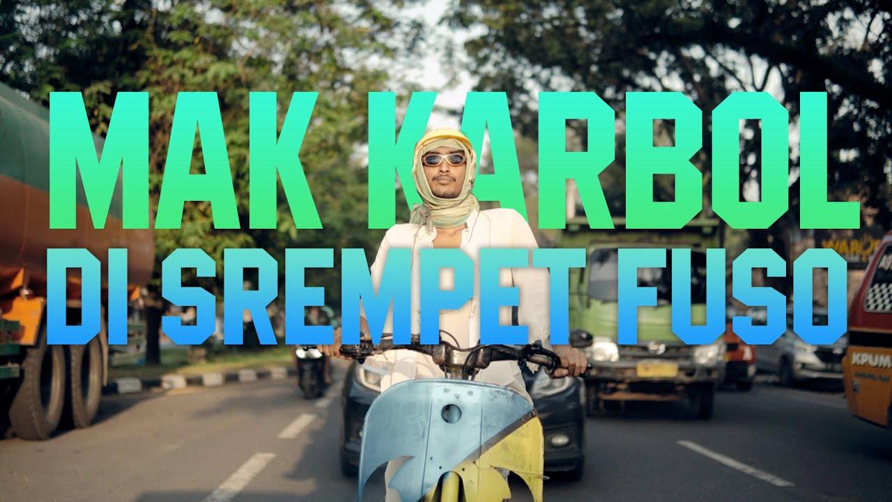 MAK KABROL DISREMPET FUSO!! TUKANG SPIKER GANTI RUGI!! #karbol #karbolgilak