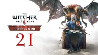 WITCHER 3: Blood and Wine #21 - Wine Wars