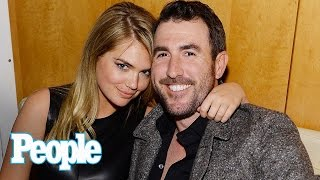 Kate Upton Opens Up About Ten-Year Age Difference With Fiancé Justin Verlander   People NOW   People