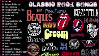 Top 500 Classic Rock 70s 80s 90s Songs Playlist 💞 Classic Rock Songs Of All Time