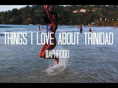 Things I LOVE About Trinidad   @aphrooo