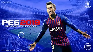 Pes 2019 mobile patch android 1 4gb download | ЕНТ, ПГК