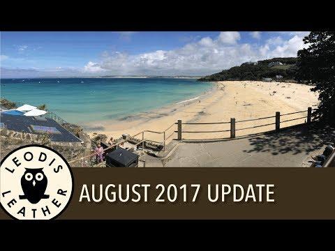 Leodis Leather - August 2017 Update