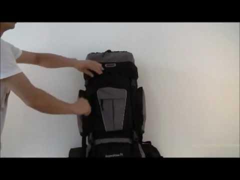 75+10L 5400ci Internal Frame Hiking Backpack
