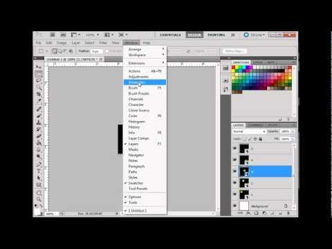 Animated GIF Photoshop CS5.5   Make an Animated GIF in Photoshop