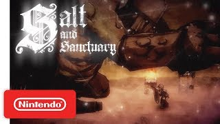 Salt & Sanctuary Launch Trailer - Nintendo Switch