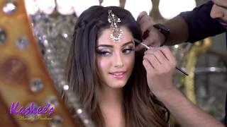 alizay shah mayoon makeup