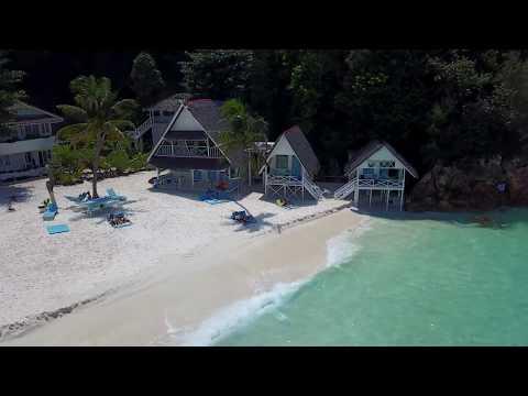DJI Mavic pro航拍 Rawa Island