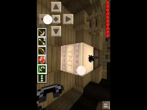 Minecraft pocket edition pirate ship battle