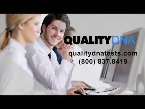 DNA Paternity Testing | Quality DNA Tests