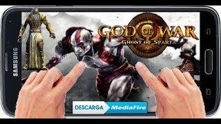 Descargar E Instalar God Of War Ghost Of Sparta Para Android   La Mejor Configuracion 2018