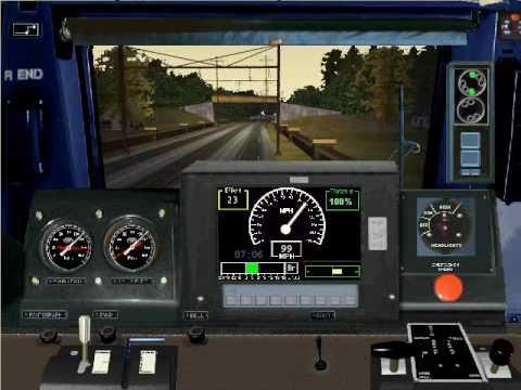 Train Simulator: NEC--Washington to NEW YORK!!    Part 3-BWI AIRPORT