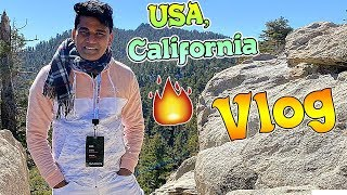 USA , CALIFORNIA VLOG