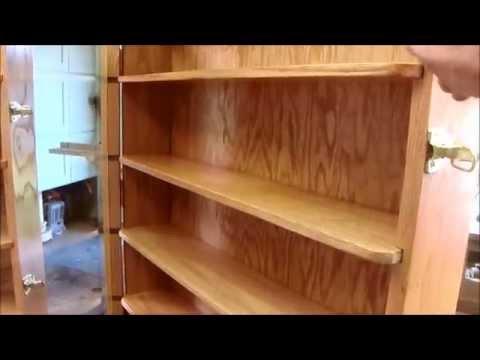 Making display cases, football mini-helmets, box joints, oak, dewalt tools, plexiglass