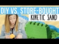 Diy Vs. Store-Bought Kinetic Sand mp3