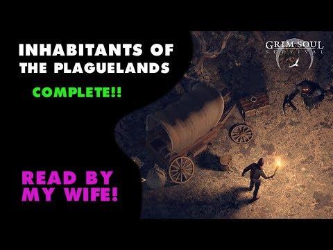 Inhabitants of the Plaguelands Story Line Grim Soul Survival (Vid#129)