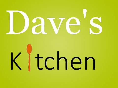 Dave's Kitchen Reach Out and Changes