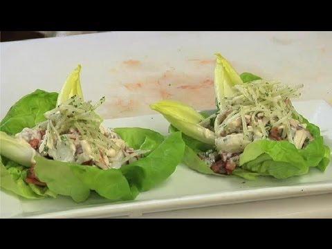 Lobster Lettuce Salad : Lobster Salads