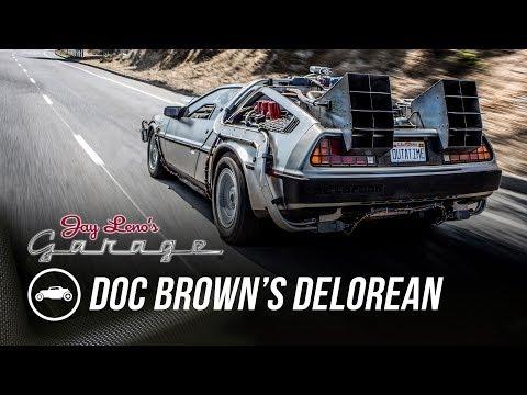 Doc Brown's DeLorean - Jay Leno's Garage