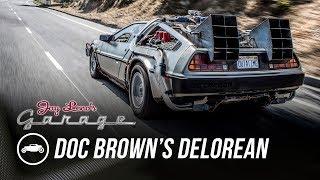 Doc Brown's DeLorean - Jay Leno