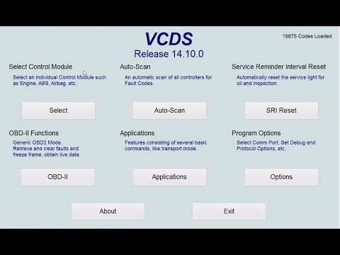 2018 VCDS guide: Change the display language in any VW, AUDI, SEAT or SKODA