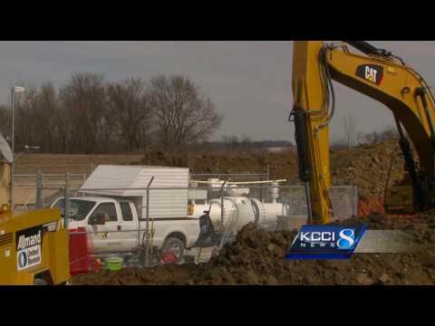 Damage to Dakota Access pipeline in Iowa confirmed