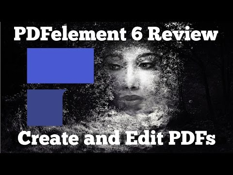 Edit and Create PDF Forms on Windows 10 | PDFelement 6 Review